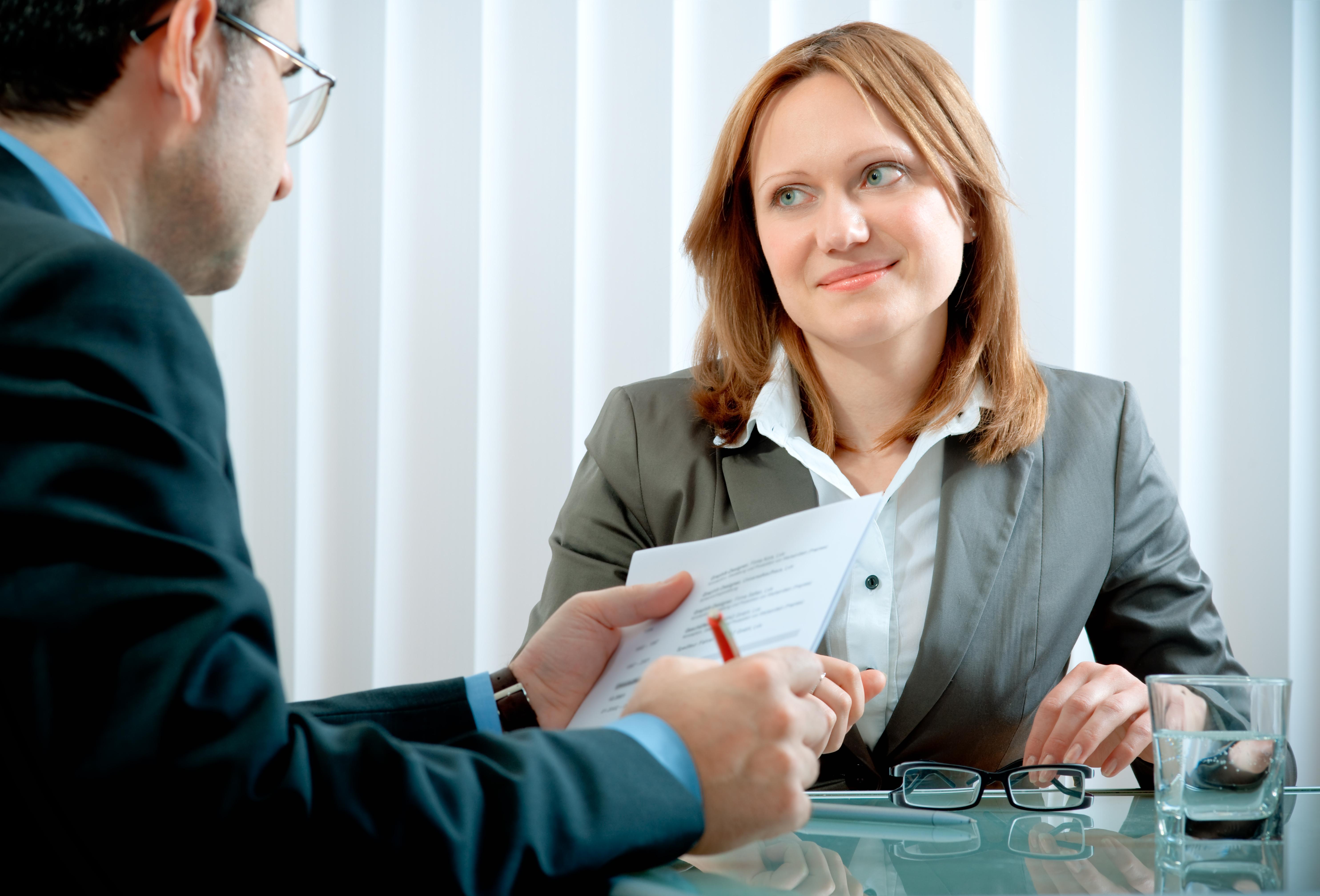 Intrebarile din cadrul interviului de angajare