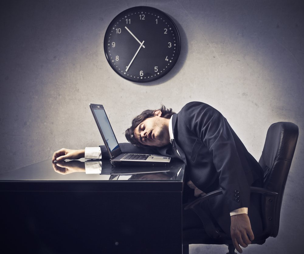 Timp de odihna? Dormitul la serviciu iti creste productivitatea!