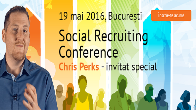 Traininguri Specializate va invita la Social Recruiting Conference Bucuresti