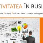 Editia a doua a evenimentului Creativitatea in business