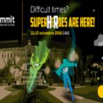 Conferinta de Resurse Umane HR Summit – moderator Ioana Toma