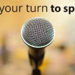 La ce este util public speaking-ul in viata de zi cu zi